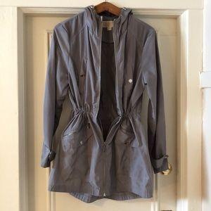 MICHAEL KORS Jacket Anorak Windbreaker- Size LG